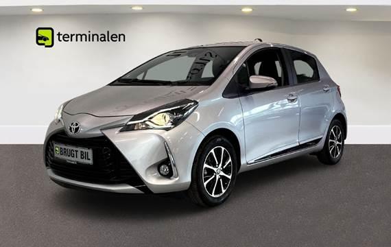 Toyota Yaris 1,5 VVT-iE T2 Limited