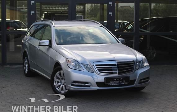 Mercedes E350 3,0 CDi Elegance stc. aut. BE 7prs
