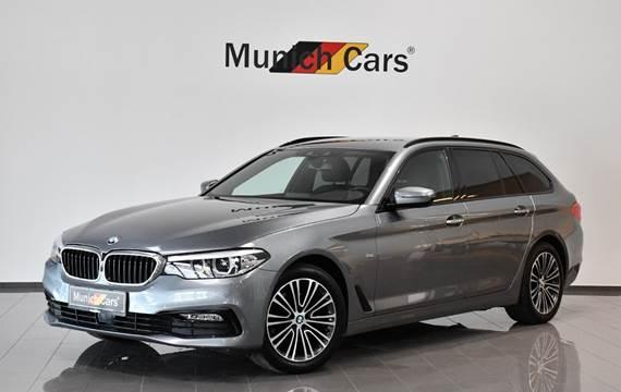 BMW 520d 2,0 Touring Sport Line aut.