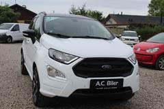 Ford EcoSport 1,0 EcoBoost ST-Line Black