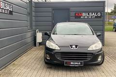 Peugeot 407 1,6 HDi XR