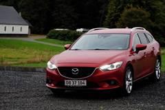 Mazda 6 2,2 SkyActiv-D 175 Optimum stc.