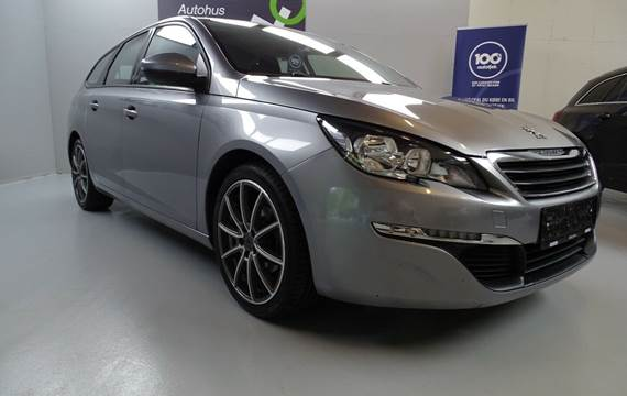 Peugeot 308 1,6 BlueHDi 120 Active SW