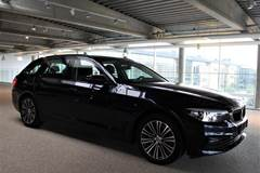 BMW 520d 2,0 Touring  Mild hybrid Sportline Steptronic  Stc 8g Aut.