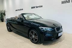 BMW 218i 1,5 Cabriolet aut.