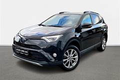 Toyota RAV4 2,5 Hybrid H3 Selected 4x2  5d 6g Aut.