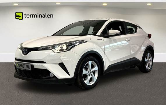 Toyota C-HR 1,8 Hybrid Limited CVT