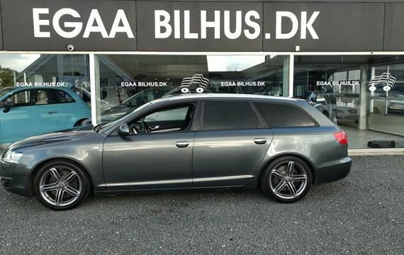 Audi A6 2,7 TDi S-line Avant