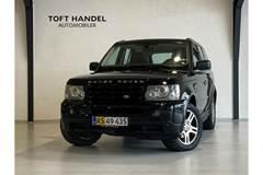 Land Rover Range Rover sport 2,7 TDV6 SE aut.