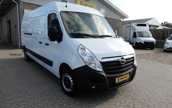 Opel Movano 2,3 CDTi 163 Van L3H2