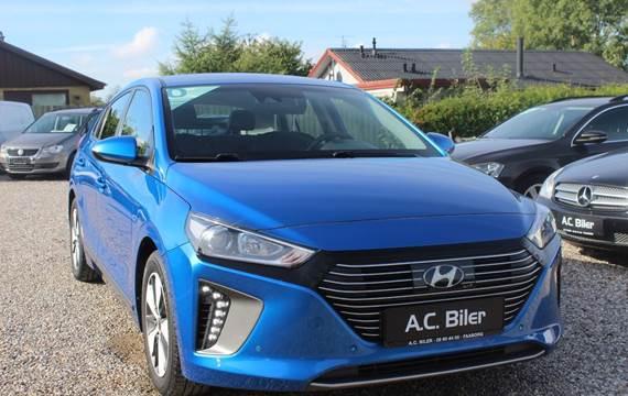 Hyundai Ioniq 1,6 PHEV Executive DCT