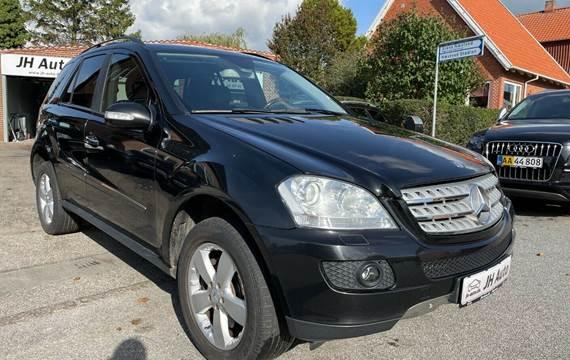 Mercedes ML420 4,0 CDi aut. 4Matic Van