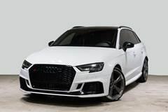 Audi RS3 2,5 TFSi Sportback quattro S-tr.