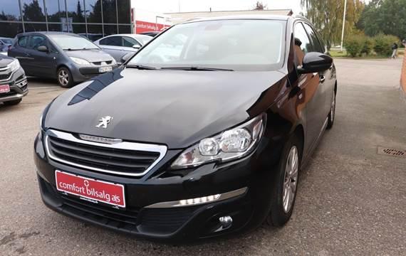 Peugeot 308 1,6 BlueHDi 120 Style Sky SW