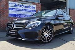Mercedes C220 d T BlueTEC AMG line P-Dach AHK LEDOm Virksomheden: