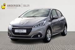 Peugeot 208 1,2 VTi Selection Sky 82HK 5d