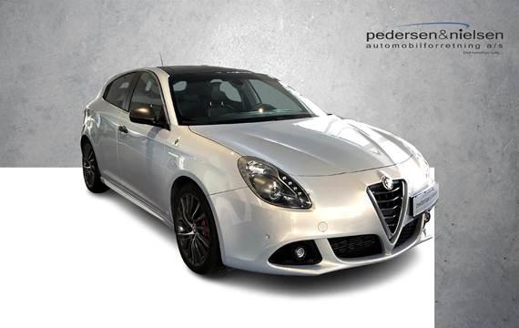 Alfa Romeo Giulietta QV TBI Turbo TCT 240HK 5d 6g Aut.