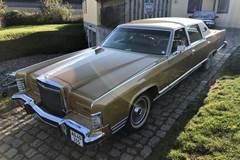 Lincoln Continental 6,5 sedan