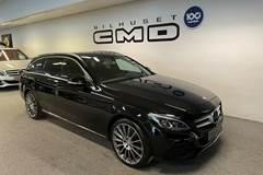 Mercedes C250 2,2 BlueTEC Avantgarde stc. aut.