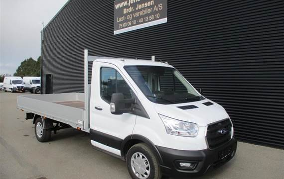 Ford Transit 2,0 2.0TDCi - FWD (130 HK) Chassis FWD M6