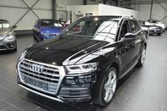 Audi Q5 TDI quattro S tronic sport S-Line 1.Hand