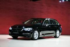 BMW 520d Touring*LEDER*NAVI*LED*BUSINESS-PAKET*1-HD*