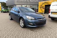 Opel Astra 1,4 Turbo Enjoy Start/Stop 140HK 5d 6g