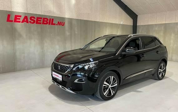 Peugeot 3008 1,6 BlueHDi 120 GT Line EAT6