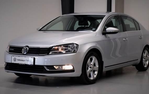 VW Passat 1,6 TDi 105 BlueMotion
