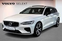 Volvo V60 2,0 T8 Recharge  Plugin-hybrid R-design AWD  Stc 8g Aut.