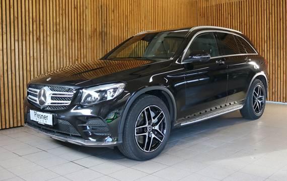 Mercedes GLC250 d 2,2 AMG Line aut. 4Matic