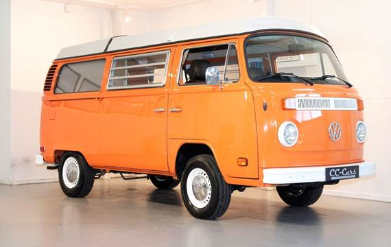 VW T2 1,7 Westfalia