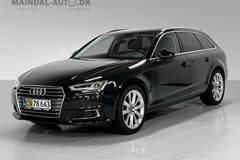 Audi A4 3,0 TDi 218 Avant S-tr. Van