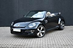VW The Beetle 1,4 TSi 160 Sport Cabriolet DSG