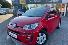 VW UP! 1,0 MPi 60 Double Up! BMT
