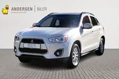 Mitsubishi ASX 1,6 Invite 2WD 117HK 5d