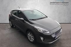 Ford Fiesta EcoBoost Hybrid Titanium Start/Stop 125HK 5d 6g