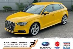 Audi A3 1,4 Sportback  E-tron S Tronic  5d Aut.