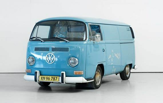 VW T2 1,6 Pick-up