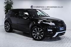 Land Rover Range Rover evoque 2,2 SD4 Dynamic aut.