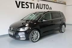 VW Touran 1,6 TDi 115 Highline DSG Van