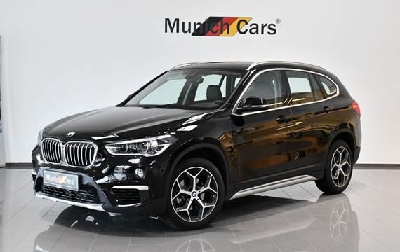 BMW X1 1,5 sDrive18i aut.