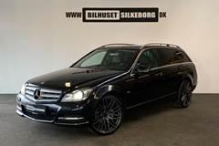 Mercedes C220 2,2 CDi Avantgarde stc. aut. BE Van