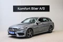 Mercedes C220 d 2,0 Advantage AMG stc. aut.