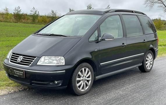 VW Sharan 1,8 T Sportline Tiptr.