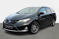 Toyota Auris 1,8 VVT-I  Hybrid H2+ E-CVT  Stc Aut.