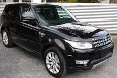 Land Rover Range Rover sport Land Rover Range Rover Sport HSE 3.0 TDV6 DynamicOm Virksomheden: