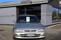 Toyota Corolla 1,3 man. 75HK 3d