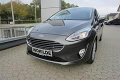Ford Fiesta 1,0 EcoBoost Titanium Start/Stop 100HK 5d 6g