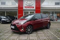 Toyota Yaris VVT-I T3 Designpakke 111HK 5d 6g